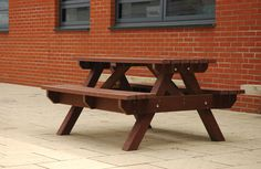 Image result for high school picnic bench