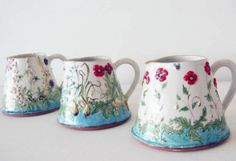 Stacey Manser-Knight: Small Jugs