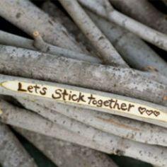 DIY Stick Messages | DIY Valentine Gifts for Boyfriend