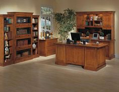 Be a total winner when you buy this Americana Office Collection designed and manufactured by Winners Only. Styling your office never felt this good! Home Decor Online Shopping, Art Studio Design, Home Office Furniture, Panel Doors, Home Look, Home Kitchens, Computer Workstation, Executive Office, Offices