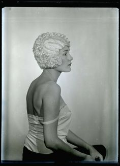 Tanja Ramm vers 1930. Man Ray.
