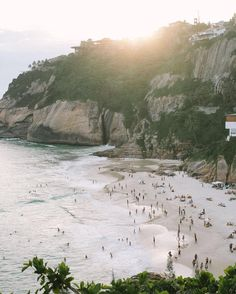 """""""Oh Rio you never disappoint!  A wonderful spot from yesterday amazing shooting day! #brazil #riodejaneiro #sunset"""""""