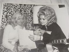 Stella & Dolly Parton