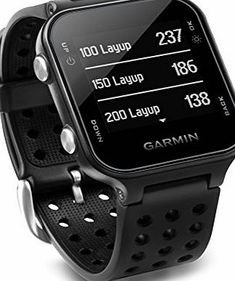Garmin Approach S20 GPS Golf Watch - Black Garmin Approach® S20 is a sleek and lightweight GPS golf watch that provides more convenience on the course with distances on over 40,000 preloaded courses including haza (Barcode EAN = 0753759153472) http://www.comparestoreprices.co.uk/december-2016-week-1/garmin-approach-s20-gps-golf-watch--black.asp
