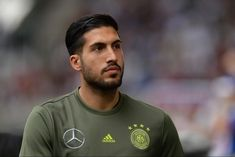 Emre Can makes late cameo as Germany battle for Confederations Cup win over Australia