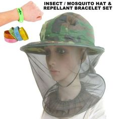Protective Clothing Accessories Fashion Style Cc Anti-bee Sun Protection Cap Anti-mosquito Fishing Cap Ultra-light Beekeeper Anti-bee Bite And Face Protection Net Garden Supplies