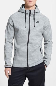 175d8b4cabfd Nike  Tech Windrunner  Full Zip Fleece Hoodie