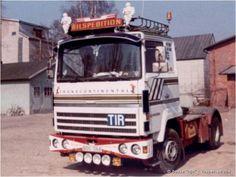 Road Train, Vintage, Classic, Vehicles, Amsterdam, Trucks, Europe, Tractor, Vintage School