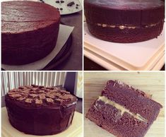 Recipe Mars Bar Mudcake by NicoleCarey - Recipe of category Baking - sweet