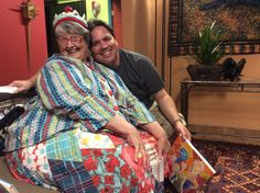 elinor pece bailey and Danny McElrath at the Gypsy Raven Studio/Gallery opening- Aug. Vera Bradley Backpack, Raven, Gypsy, Quilts, Blanket, Studio, Gallery, Crochet, People