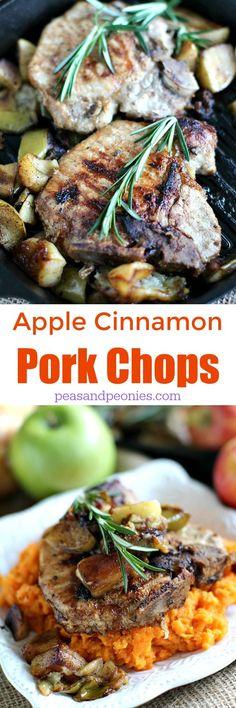 ... Pork for you! on Pinterest | Pork chops, Pork and Grilled pork chops