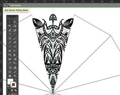 How to create #kaleidoscope (complex circular patterns) in Adobe Illustrator. One technique uses pattern brushes, but it involves designing multiple patterns that seamlessly repeat using of Illustrator's symbol feature to create a pseudo kaleidoscope effect where a segment of your …
