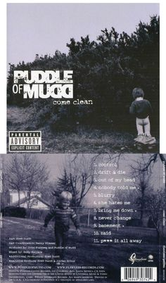 104 Best Puddle of Mudd images in 2015 | Wes scantlin, Music