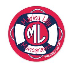 Marley Lilly Life Raft Promotional Sticker
