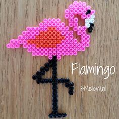 Top 10 super leuke strijkkralen patronen. Flamingo BMelloW,nl
