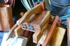 Making a Tortilla Press – Little House on the Plains Tortilla Maker, Tortilla Press, Diy Crafts Tools, Diy Wood Projects, Steam Bending Wood, Taco Shop, Homemade Tortillas, Furniture Repair, Diy Furniture