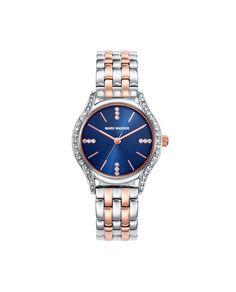 Reloj de mujer Mark Maddox con brazalete bicolor