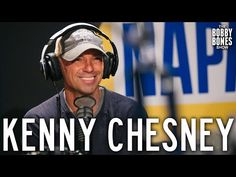 Kenny Chesney Videos, Kenny Chesney Concert, Kenney Chesney, Bobby Bones, Best Country Singers, Bones Show, Cool Countries, Your Music, Comebacks