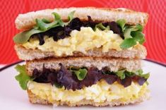 Simple Egg Salad Sandwich: Mom's Old Fashioned Egg Salad: Basic and Delicious! Recipe and Photography by Diane Kometa. Dishin' With Di: Recipe Egg Salad Sandwiches, Sandwich Recipes, Egg Recipes, Salad Recipes, Cooking Recipes, Cooking Videos, Tuna Egg Salad, Best Egg Salad Recipe, Making Hard Boiled Eggs
