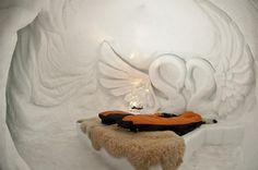 12 hôtels de glace qui vous feront aimer le froid  2Tout2Rien