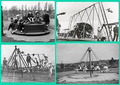 remember when playgrounds were hazardous to the health ? ~ Old Wellington Region 12 April 2015