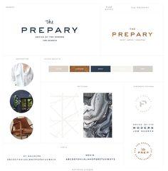 Sage - Logo and Website Launch :: The Prepary - Saffron Avenue : Saffron Avenue Graphic Design Branding, Logo Branding, Identity Design, Brand Identity, Corporate Branding, Fashion Logo Design, Fashion Branding, Web Design, Modern Design