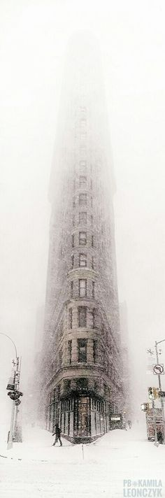 New York - USA #Winter New York Photography, Travel Photography, New York Street, New York City, Destinations, Flatiron Building, Holidays Around The World, New York Photos, Dream City