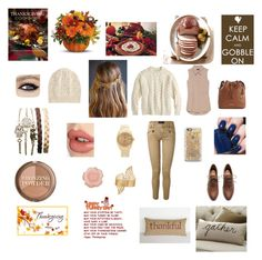 """""""Thanksgiving Celebration"""" by fifimania ❤ liked on Polyvore featuring Polo Ralph Lauren, Theory, H&M, J.Crew, Brora, Forever 21, Rolex, Irene Neuwirth, Charlotte Tilbury and Essie"""