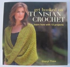 Tunisian Crochet ... interesting ....