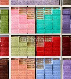 #Savon de #Marseille #soap #couleur #color #shop #magasin - photo © Jonathan Stutz