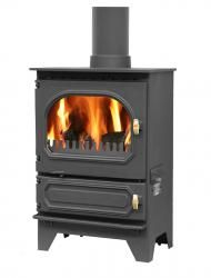 The Yorkshire-made Highlander 7 is one of Wood Burning Stove's best-selling 'medium' sized stoves.
