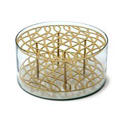 Eva Schildt for Klong Brass Ang Vase