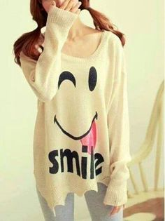 Love this sweater!