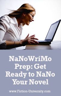 NaNoWriMo Prep: Get Ready to NaNo Your Novel National Novel Writing Month, Daily Writing Prompts, Get Ready, Continue Reading, Prepping, Fiction, Novels, University, Author