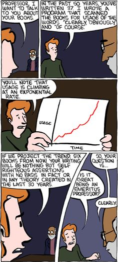 On how one's philosophy changes as one gets older.