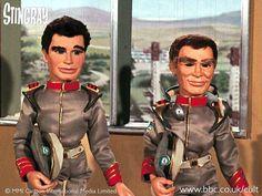Stingray - The Crew Old Tv Shows, Kids Shows, Joe 90, Thunderbirds Are Go, Childhood Tv Shows, Kids Tv, Vintage Tv, Classic Tv, Childhood Memories