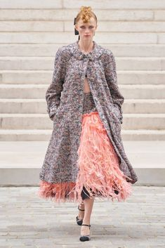 Haute Couture Looks, Style Couture, Haute Couture Fashion, Fashion Weeks, Live Fashion, Fashion Show, Luxury Fashion, Fashion Design, Chanel Fashion
