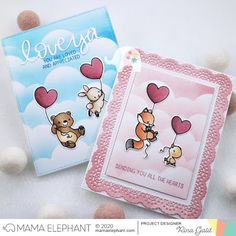 mama elephant | design blog: INTRODUCING: Up With Love + Framed Tags - Doily Lace + Love Ya Script