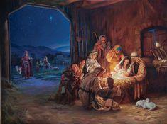 nativity art - Buscar con Google