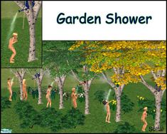 solfal's Garden Shower