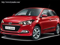 Hyundai Elite i20_Red