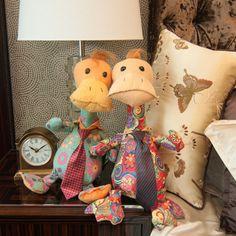 Creativo peluche bambola giocattolo carino handmade anatra bambola, cartone animato per bambini giocattoli, bambole di stoffa fatti a mano per la cerimonia nuziale giocattoli fatti a mano