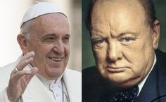 "The Pope Is The Climate Change Churchill Humanity Desperately Needs | ""Using Churchillian language, the Pope just called B.S. on the do-nothing and do-little crowds."" http://thinkprogress.org/climate/2015/06/17/3670578/pope-climate-change-churchill-humanity-needs/"