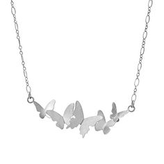 Look what I found at UncommonGoods: butterfly cloud necklace... for $145 #uncommongoods