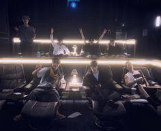 Bangtan watch Bring The Soul uwu Bts Watch, Seokjin, Hoseok, Bts Bomb, Bts Group Picture, Arm Muscles, Twitter Bts, Korean Wave, Music Charts