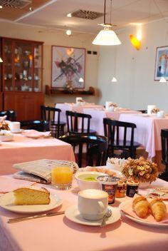 Hotel Campelli - Sala colazioni al piano terra