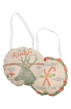 Primitives by Kathy 'Rudy's Brand' Ornament