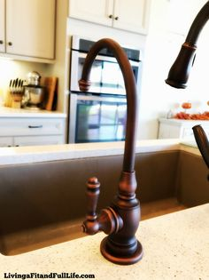 Update Your Kitchen with a Beautiful High Quality Faucet from Waterstone Luxury Kitchen Faucets! Luxury Kitchen Design, Best Kitchen Designs, Luxury Kitchens, Cool Kitchens, Kitchen Faucets, Kitchen Interior, The Hamptons, Beautiful, Interior Design Kitchen