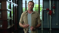 Alex O'Loughlin talking about the Taylor's Gift Foundation: Become a Organ Donor