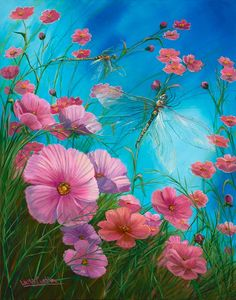 Dragonfly Paintings | Your Rating Rate… Perfect Good Average Not that bad Very Poor